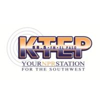 Logo of radio station KTEP 88.5 FM