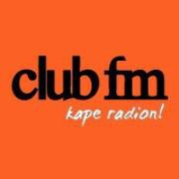 Logo of radio station Club FM