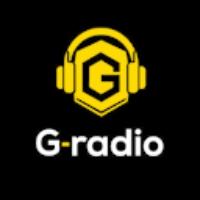 Logo of radio station G-radio La Radio de los Gamers
