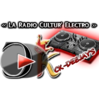 Logo of radio station CK Deejays