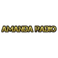 Logo of radio station Amanda Radio
