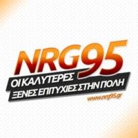 Logo de la radio N.R.G 95 FM