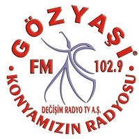 Logo of radio station Gozyasi FM Konya