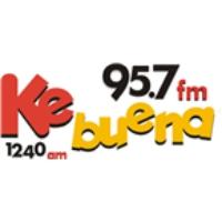 Logo of radio station Ke Buena 1240