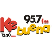 Logo of radio station Ke Buena 1240