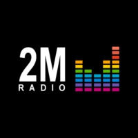 Logo of radio station Radio 2M