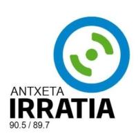 Logo de la radio Antxeta Irratia