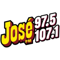 Logo of radio station KLYY Radio José