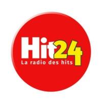 Logo of radio station Hit24