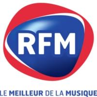 Logo of radio station RFM Slow