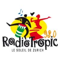 Logo de la radio Radio Tropic 93.0