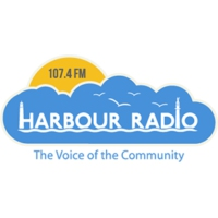 Logo of radio station Harbour Radio 107.4FM