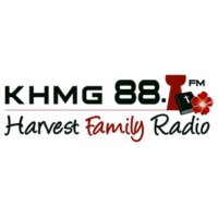 Logo of radio station KHMG - Harvest Radio