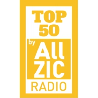 Logo of radio station Allzic Radio TOP 50