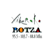Logo of radio station Xiberoko Botza