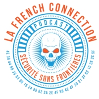 Logo of the podcast La French Connection