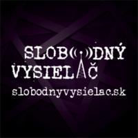 Logo of radio station Slobodný vysielač