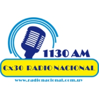 Logo of radio station Radio Nacional