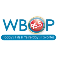 Logo of radio station WBOP The Zone 95.5