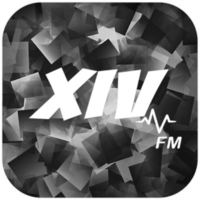 Logo of radio station XIV FM