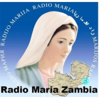 Logo of radio station Radio Maria Zambia