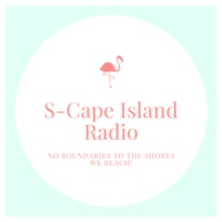 Logo of radio station S-Cape Island