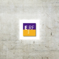 Logo of radio station ERF 1