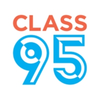 Logo of radio station CLASS 95