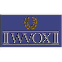 Logo of radio station WVOX Whitney Media 1460