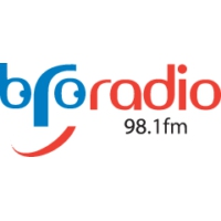 Logo of radio station BRO Radio