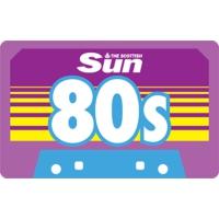 Logo of radio station Scottish Sun 80s