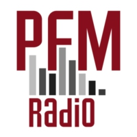 Logo of radio station PFM