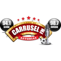 Logo of radio station Carrusel FM 94.1