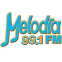 Logo de la radio Melodía FM - 99.1 FM La Paz