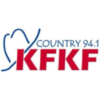 Logo of radio station 94.1 KFKF
