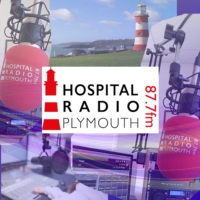 Logo of radio station Hospital Radio Plymouth