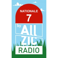 Logo of radio station Allzic Nationale 7