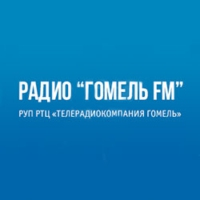 Logo of radio station Гомель FM