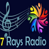 Logo of radio station 7 Rays Radio