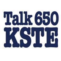 Logo de la radio Talk 650 KSTE