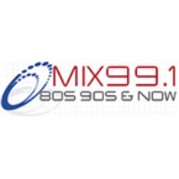 Logo de la radio Mix 99.1
