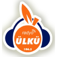 Logo of radio station Radyo Ulku