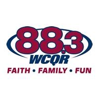 Logo of radio station WCQR