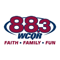 Logo of radio station WCQR