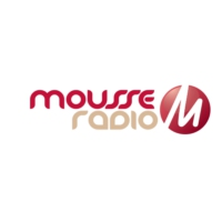 Logo of radio station Mousse Radio