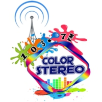 Logo de la radio Color Estéreo 103.7 & 104.0