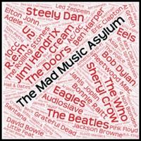 Logo de la radio The Mad Music Asylum