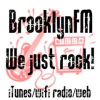 Logo of radio station BrooklynFM