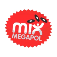 Logo of radio station Mix Megapol