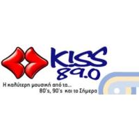 Logo de la radio KISS FM 89